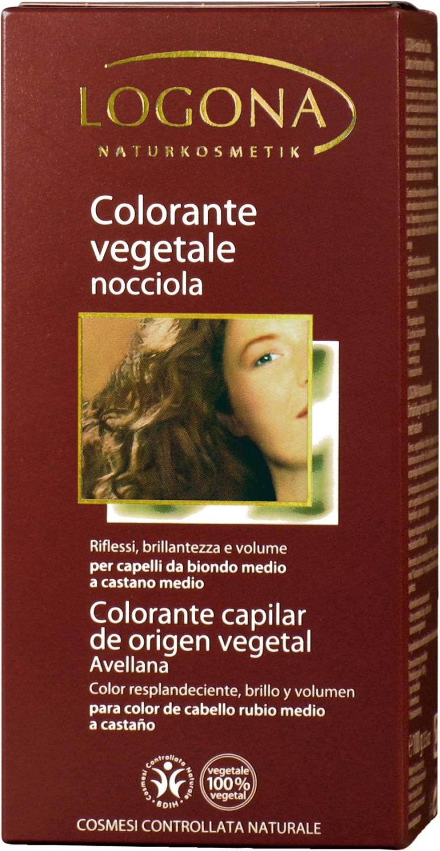 Vegetal Hair Dye Powder Hazelnut 100 G Logona Logona Lo5034426